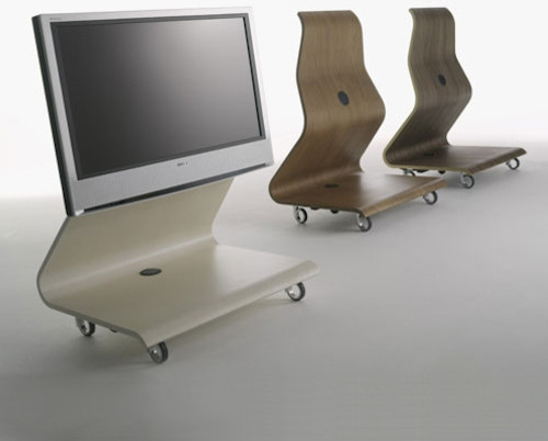 Cobra TV Stand - Contemporary - Entertainment Centers And Tv Stands - by themodernstyle.com