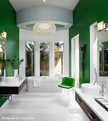 modern bathroom Fall Fashion Trends Your Home Can Wear