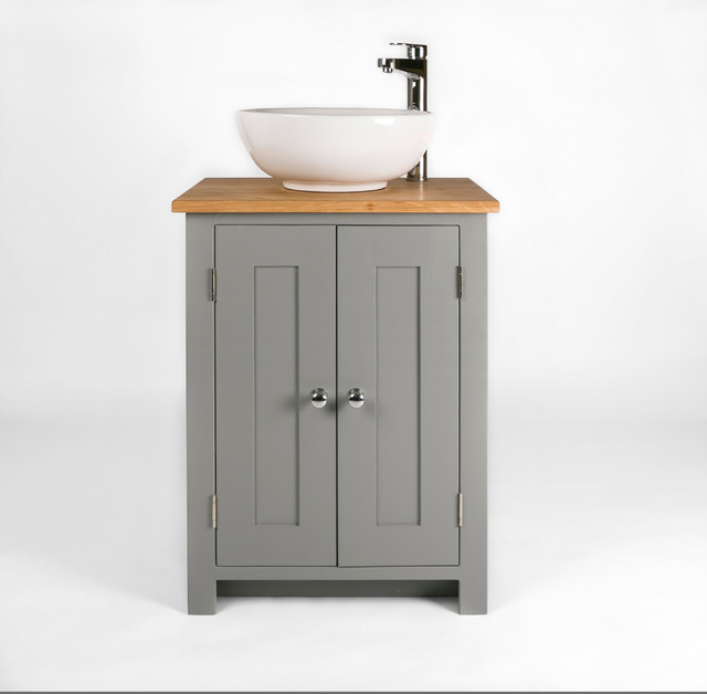 Bathroom Sink Units : Bathroom Vanity cabinets - Traditional - Bathroom Vanity Units & Sink ...