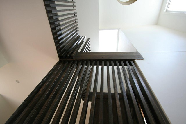 Drummoyne Residence contemporary-staircase