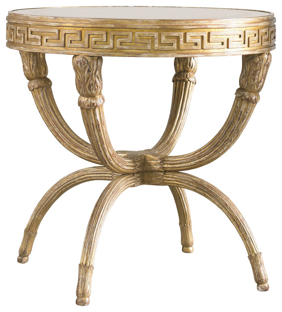 Lillian August Park Avenue Lamp Table LA94327-01 traditional-side-tables-and-end-tables