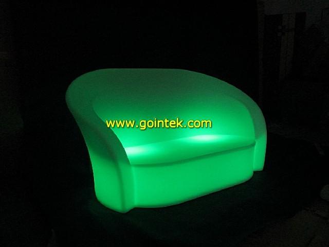 light up led chair,2013 the newest garden long chair modern-sofas