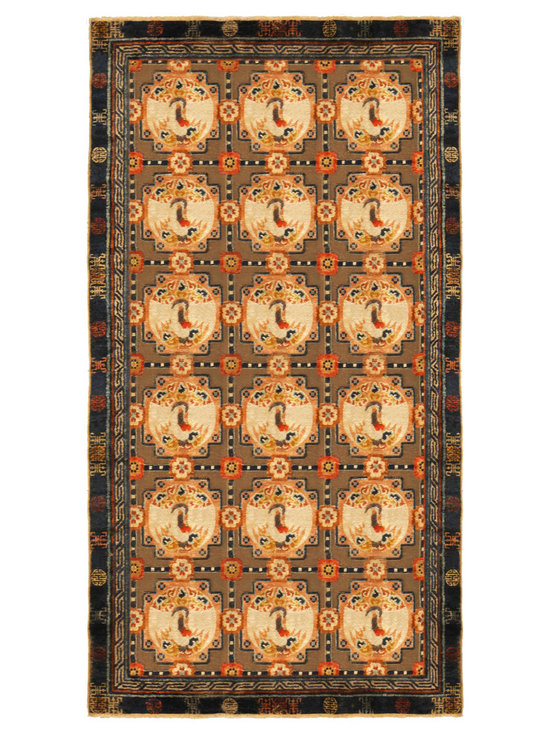 Timeless Chinese Rugs - A Chinese Rug BB5158