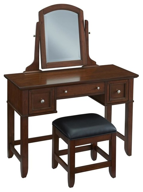 pc vanity set contemporary bedroom makeup vanities by
