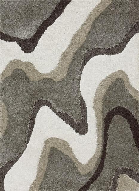 """Loloi Encore EN-06 7'7"""" x 10'6"""" Multi Rug contemporary-rugs"""
