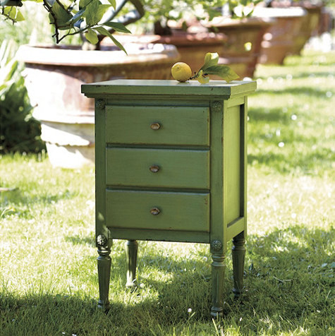 Louis XVI Side Table traditional-side-tables-and-end-tables