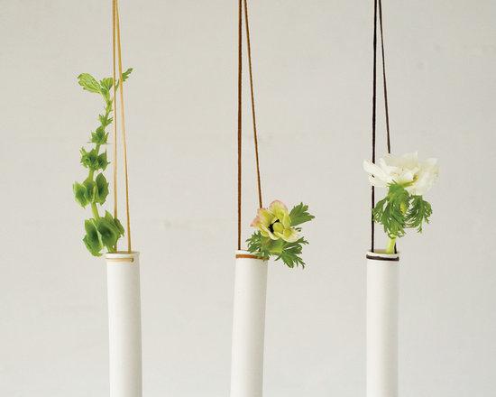 Hanging Test Tube Vase -