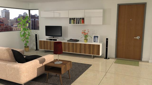 Hi-Rise Interior modern