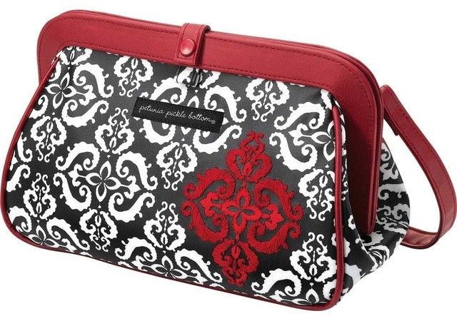 Petunia Pickle Bottom Cross Town Clutch - Frolicking in Fez modern-kids-products