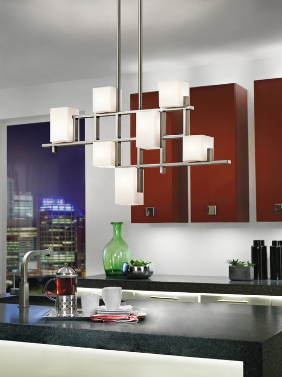 Linear Chandeliers - City Lights - 42941CLP -