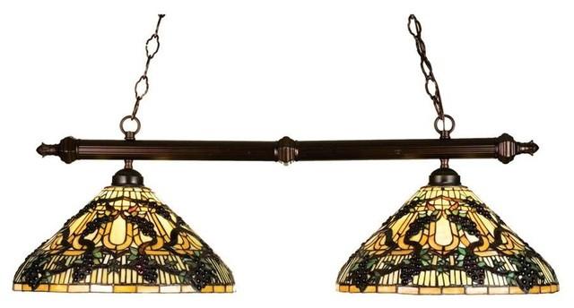 Meyda Lighting Island Lighting 18847 Victorian