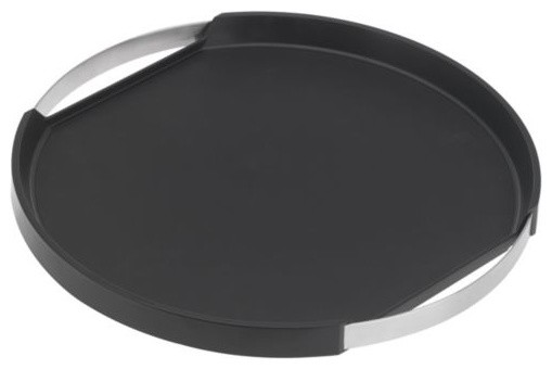 PEGOS Round Tray by Blomus modern-wine-and-bar-tools