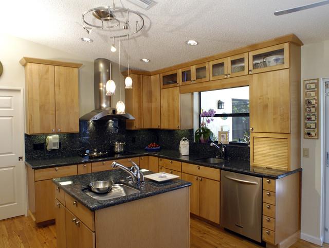 Award winning kitchen contemporary miami by four for Award winning kitchen designs