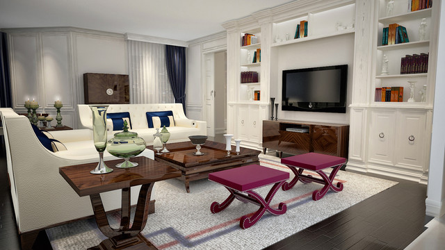 Luxury Ideas Traditional Rendering Other Metro By
