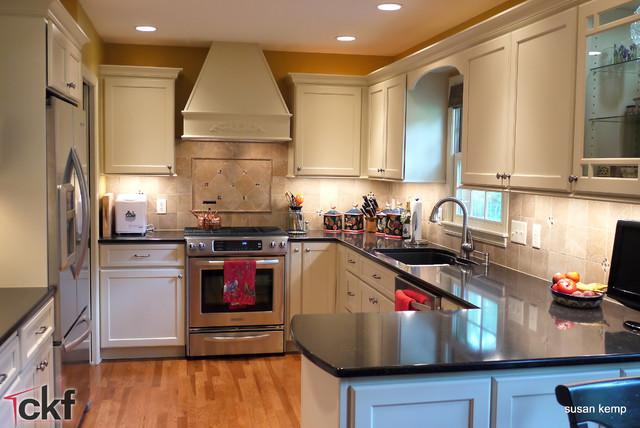 CKF Kitchen and Bath Portfolio traditional-kitchen-cabinets