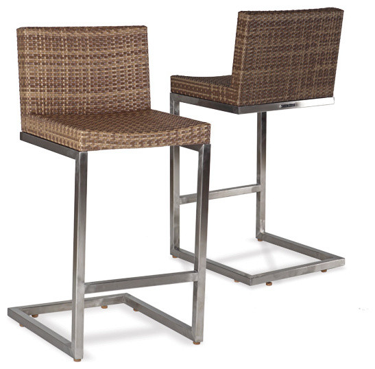 PAIR palms bar stools Contemporary Outdoor Bar Stools  : contemporary outdoor bar stools and counter stools from www.houzz.com size 547 x 538 jpeg 64kB