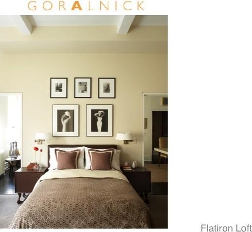 Barry Goralnick modern-bedroom