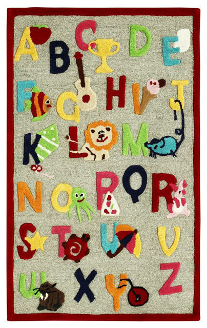 Contemporary Kids Rugs by Rugs USA