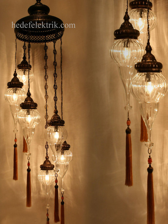 Turkish Style - Ottoman Lighting - *Code: HE-94527_38