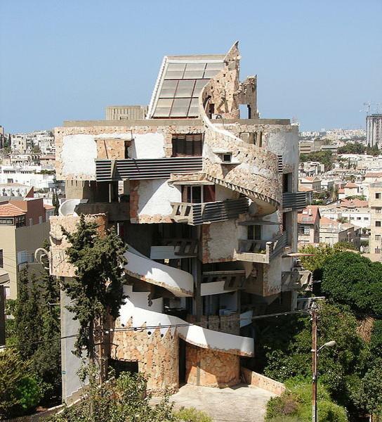 Spiral House- Israel