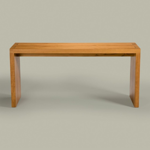 collector's classics rex dovetail console traditional-side-tables-and-end-tables