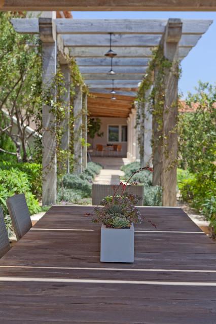 Shady Canyon mediterranean-patio