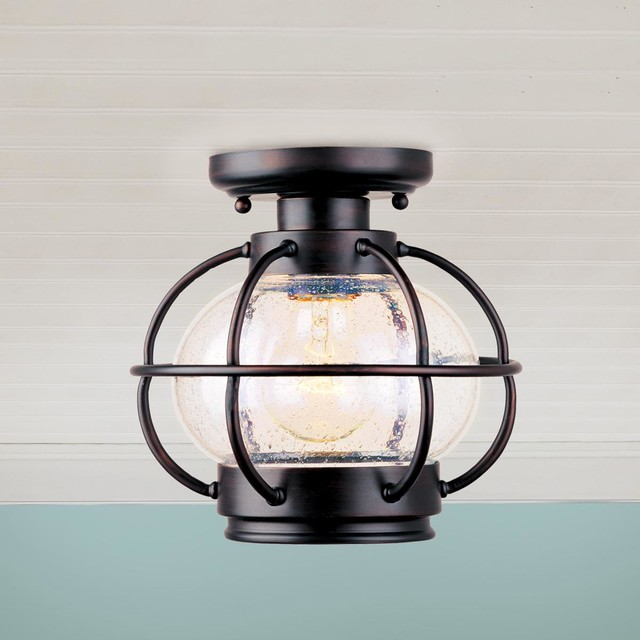 Nautical ion Outdoor Ceiling Light by Shades of Light