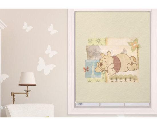 Winnie the Pooh Window Shades -