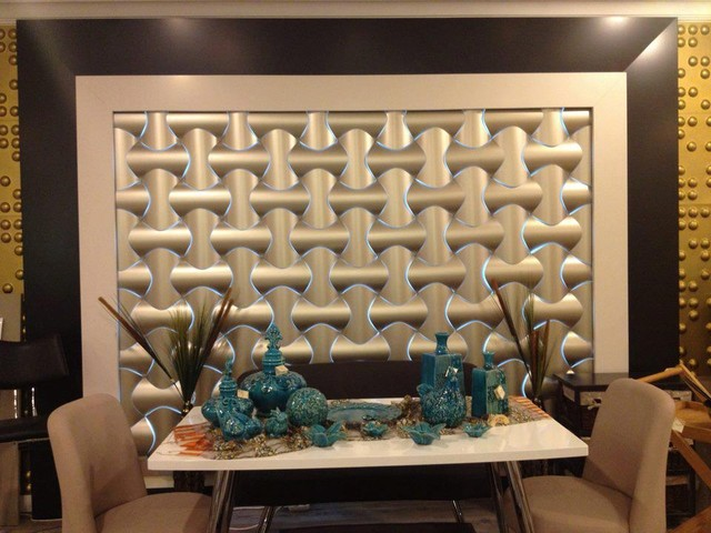 Spline contemporary home decor vancouver by 3d wall panels canada Home decor wall art contemporary