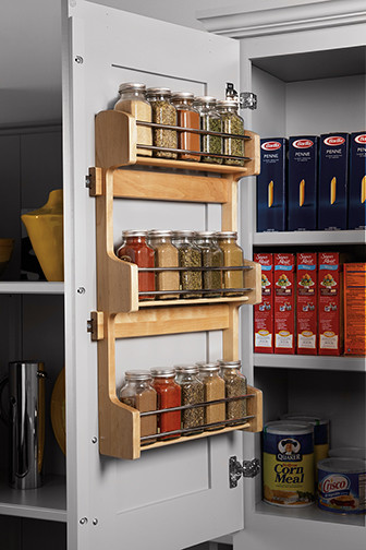 Spice Rack Minneapolis By Mid Continent Cabinetry