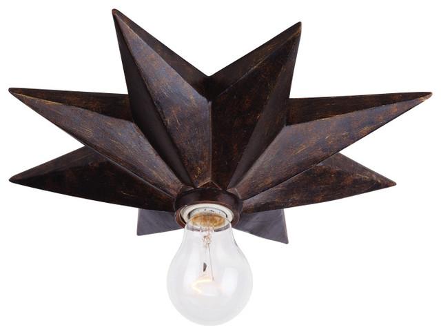 Astro Flush Mount transitional-flush-mount-ceiling-lighting