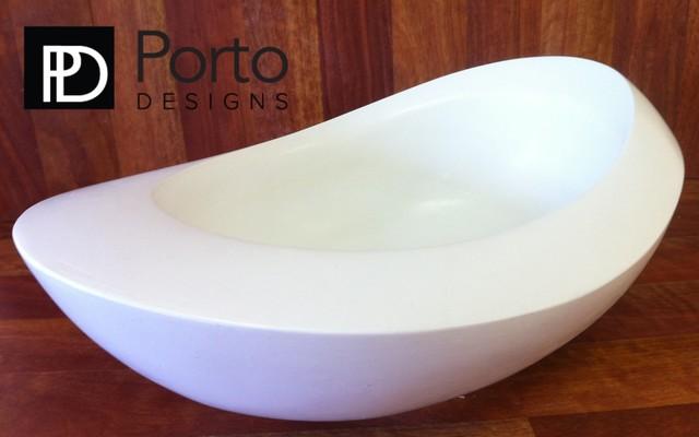 Chaparral vessel sink bathroom-sinks
