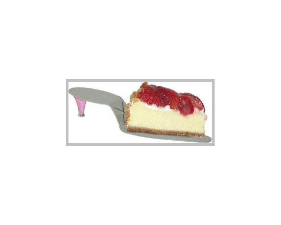 High Heel Cake Server -
