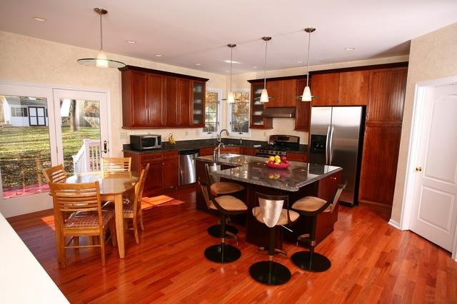 Warrington  Kitchen contemporary-kitchen