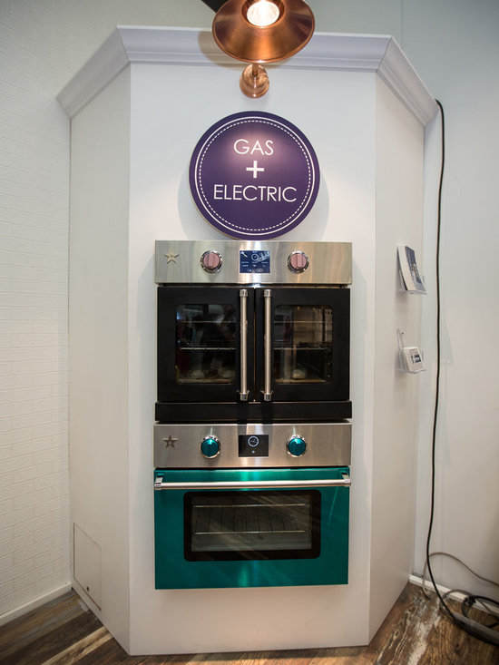 BlueStar Electric Wall Oven - Showcasing our New BlueStar Electric Wall ovens in New York at the 2014 Architectural Digest Show