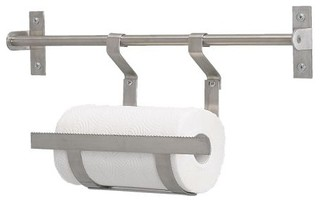 GRUNDTAL Papertowel holder - Contemporary - Pantry And ...