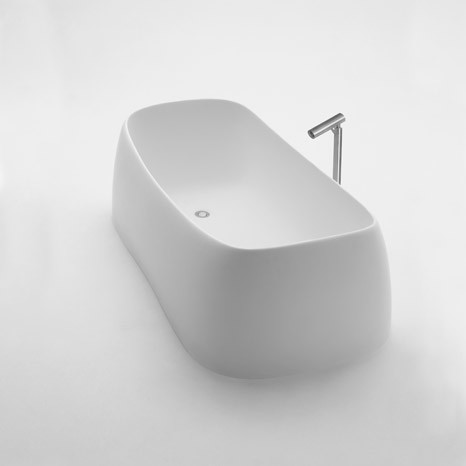 contemporary bathtubs by DZINE