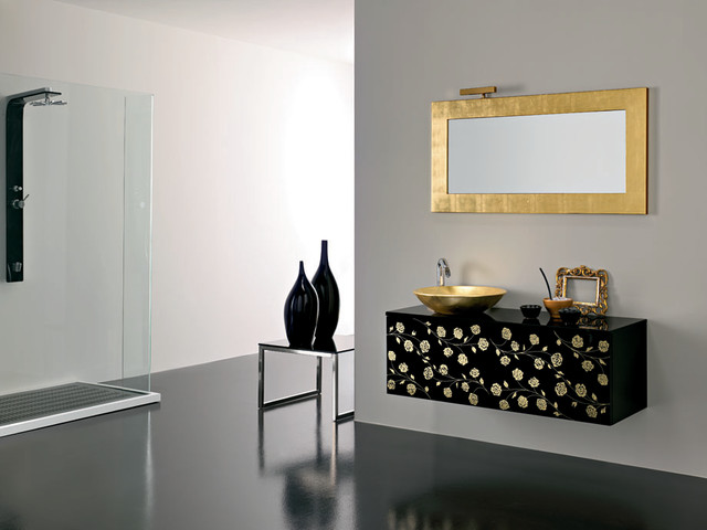 KLIMTI Collection contemporary-bathroom-vanities-and-sink-consoles
