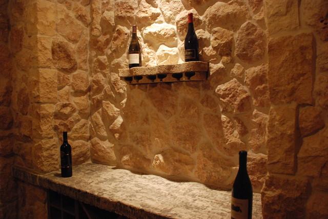 Award Winning Wine Cellars mediterranean