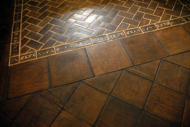 california mediterranean floor detailing mediterranean