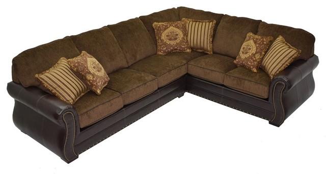 Jackson Furniture Austin Sectional Sofa SEC traditional sectional sofas salt lake city