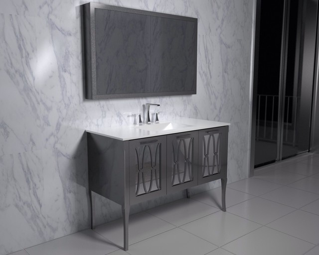 Nuvo by the furniture guild contemporary bathroom vanities and sink consoles atlanta by for Furniture guild bathroom vanities