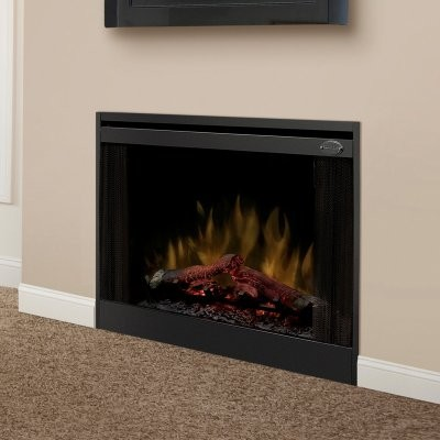 Dimplex 33 in. Slim Line Built-In Electric Fireplace Insert modern-gas-ranges-and-electric-ranges