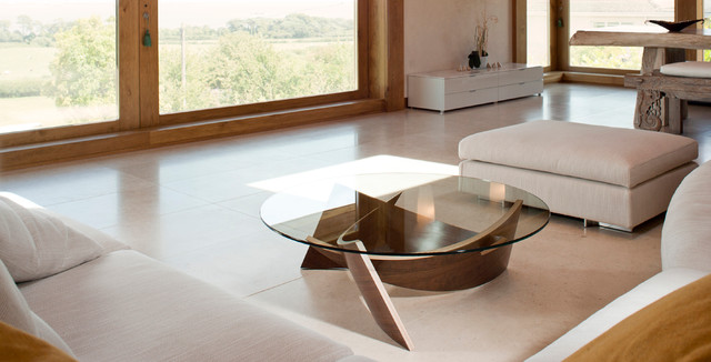 Expose coffee table modern-coffee-tables
