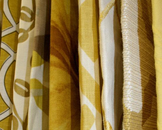 Yellow Fabrics -