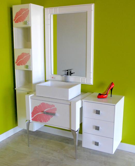 Bathroom Vanities And