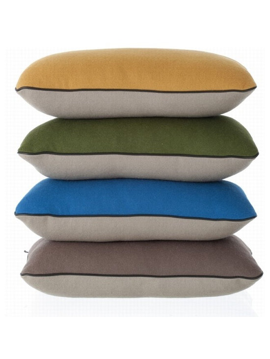 Ferm Living Wool Pillow - Ferm Living Wool Pillow