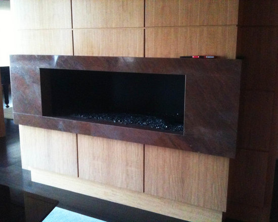 Custom Fireplaces -
