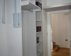 shelf closet