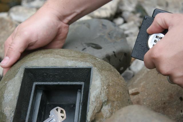 Hudson Key Safe - Modern - Outdoor Products - portland ...